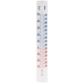 Grosser Wandthermometer 90 cm